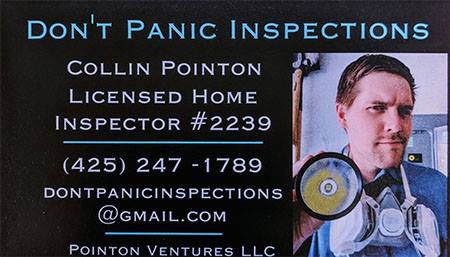 Collin Pointon SOPHI Certified Home Inspector 425-247-1789