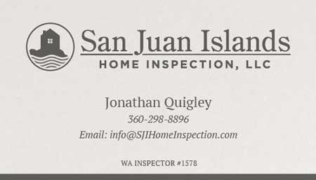 Jonathan Quigley SOPHI Certified Home Inspector 360-298-8896