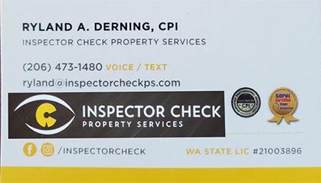 Ryland Derning SOPHI Certified Home Inspector 206-473-1480