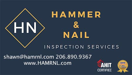 Shawn Johnson SOPHI Certified Home Inspector 206-890-9367