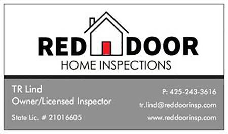 TR Lind SOPHI Certified Home Inspector 425-243-3616