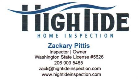Zackary_Pittis SOPHI Certified Home Inspector 206-909-5465